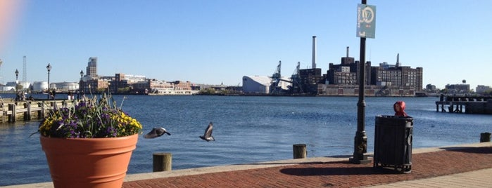 Shuckers Restaurant & Bar is one of Fells Point Tour.