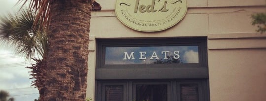 Ted's Butcherblock is one of my charleston places.