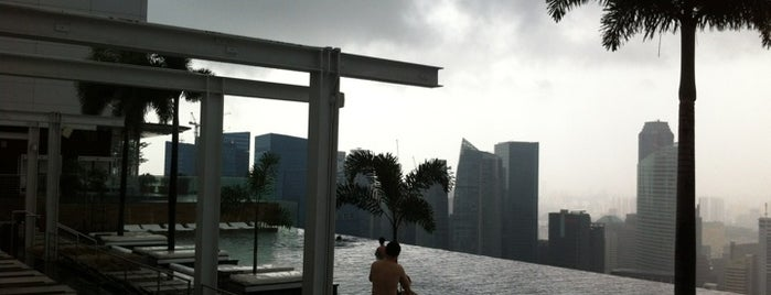 Sands SkyPark is one of Simply Singapore.