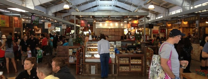 Oxbow Public Market is one of cheap eats.
