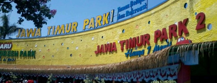 Jawa Timur Park 1 is one of A local's guide: 48 hours in Malang, Indonesia.