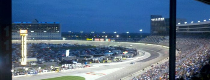 Texas Motor Speedway is one of Venue.