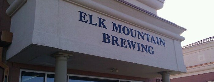 Elk Mountain Brewing is one of My Visited Breweries.