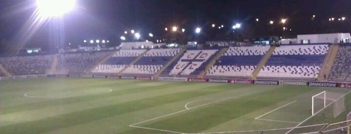Estadio San Carlos de Apoquindo is one of Favorite Arts & Entertainment.
