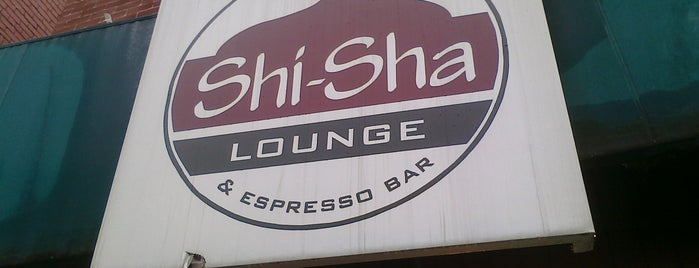 Shisha Lounge is one of The Buckeye Bucket List.