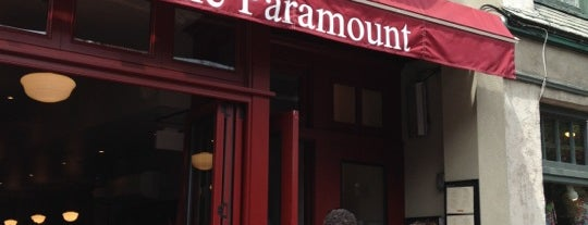 The Paramount is one of Nearby Neighborhoods: Beacon Hill.
