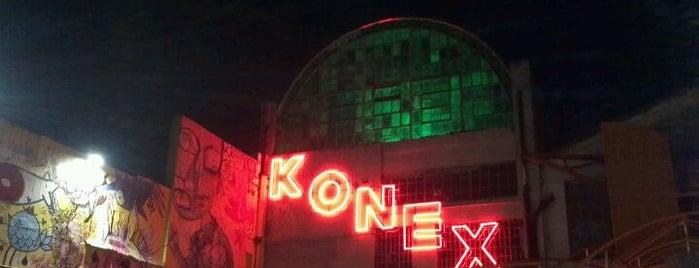 Ciudad Cultural Konex is one of pequeños placeres.