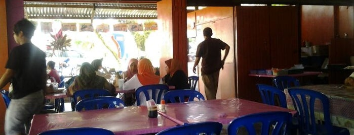 Najihah Tomyam is one of Makan @ Pahang #1.