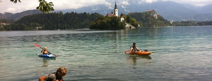 Blejsko Jezero / Lake Bled is one of Favorite Great Outdoors.