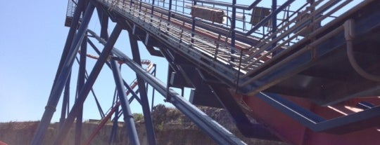 SUPERMAN: Krypton Coaster is one of Entertainment.