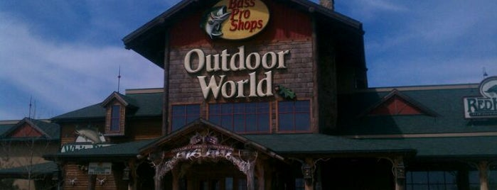 Bass Pro Shop is one of Places in the mighty #toledo area. #ttown #visitUS.