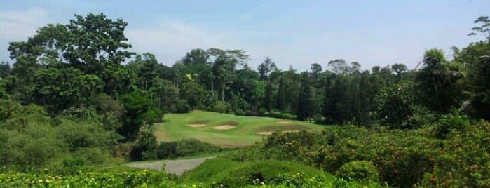 Jagorawi Golf & Country Club is one of All-time favorites in Indonesia.