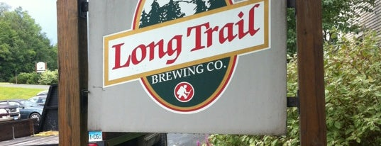 Long Trail Brewing Company is one of Places in Vermont I like.