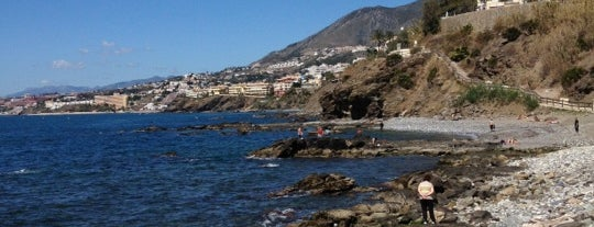 Playa de Torrequebrada is one of Favorite Great Outdoors.