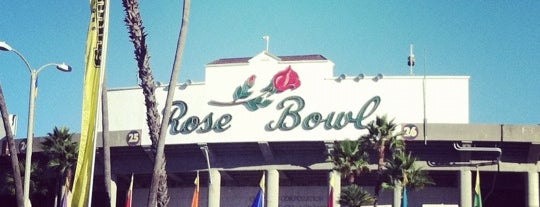 Rose Bowl Flea Market and Market Place is one of Exploring.