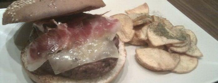 El Mordisco de Neu is one of hamburguesas y asi.