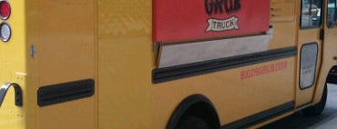 Big D's Grub Truck is one of NYC Food on Wheels.