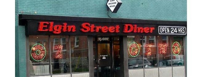 Elgin Street Diner is one of Ottawa.