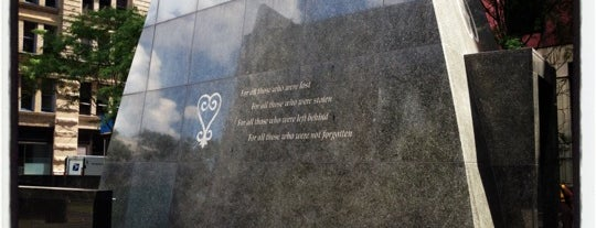 African Burial Ground National Monument is one of Things to C in NYC.