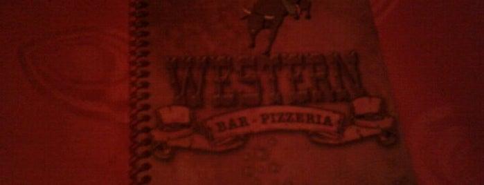 Western is one of Comida.