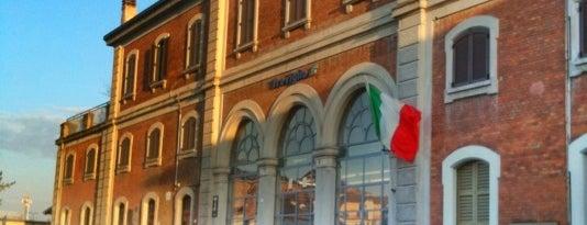 Stazione Treviglio is one of Linee S e Passante Ferroviario di Milano.