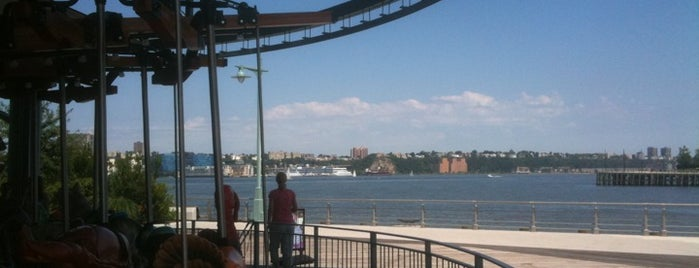 Carousel at Pier 62 @ Hudson River Park is one of A Guide To NYC's Carousels.