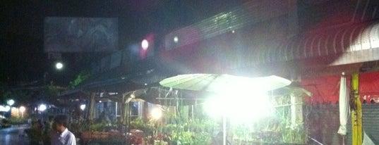 Chatuchak Wholesale Night Market (ตลาดนัดขายส่ง) is one of Bangkok (กรุงเทพมหานคร).