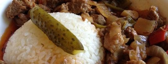 KERVAN is one of Itaewon food.
