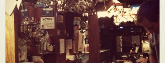 The Abbey Pub is one of NYC's Upper West Side.