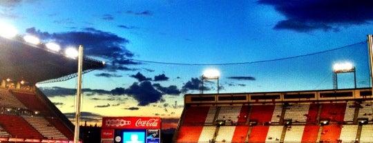 Estadio Vicente Calderón is one of All-time favorites in Spain.