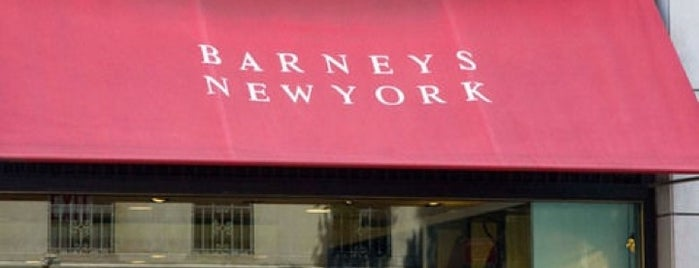 Barneys New York is one of NY Fundraiser Scavngr Hunt.