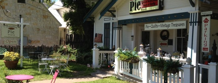 Fredericksburg Pie Company is one of Places I want to try out II (eateries).
