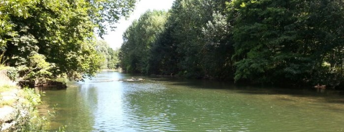 Berges Du Clain is one of Guide to Poitiers's best spots.