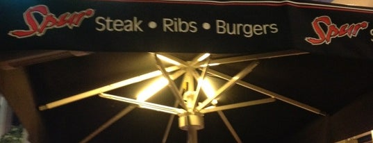 Spur Steak and Grill is one of O2.