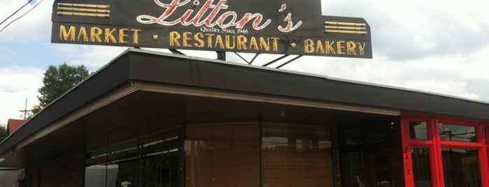 Litton's is one of Must-visit Food and Drink Shops in Knoxville.