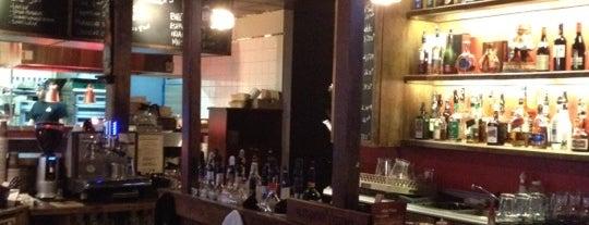 Bars et bistros