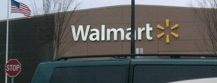Walmart Supercenter is one of Popular places.
