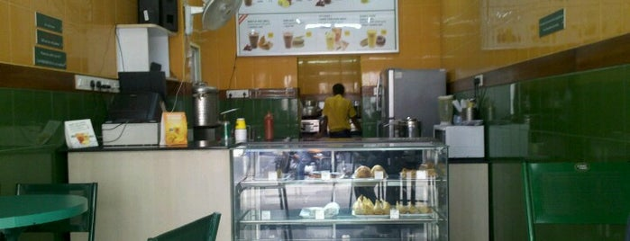 Chai Point is one of Bangalore Cafes.