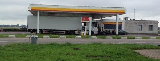 Shell Buttervliet is one of Shell Tankstations.