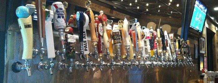 The Pizza Peel and Tap Room is one of What's Brewing in Charlotte?.