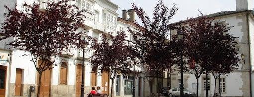 Praza do Concello is one of Visitar en Mondoñedo.