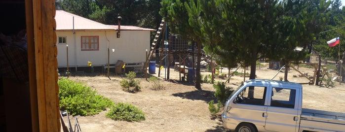 Cabaña Laguna Verde is one of home talo.