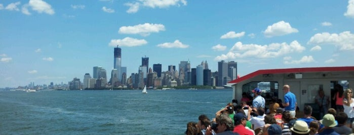 Circle Line Sightseeing Cruises is one of 36 hours in... New York.