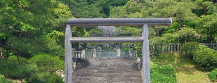 大正天皇 多摩陵 is one of 天皇陵.