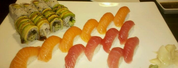 Sushi House is one of Places to eat in INDY.