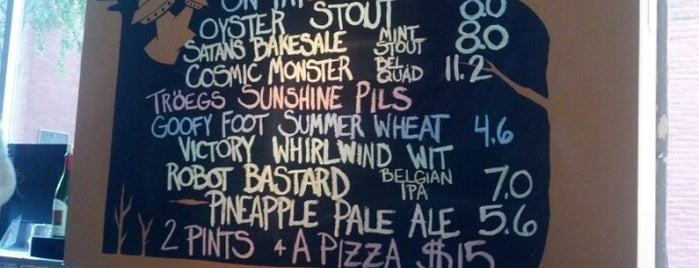 Taproom By Spring House Brewing Co. is one of Beer-Drinker's Guide to Lancaster County.