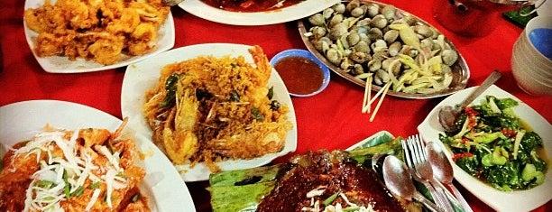 Senibong Village Seafood is one of JB Food.