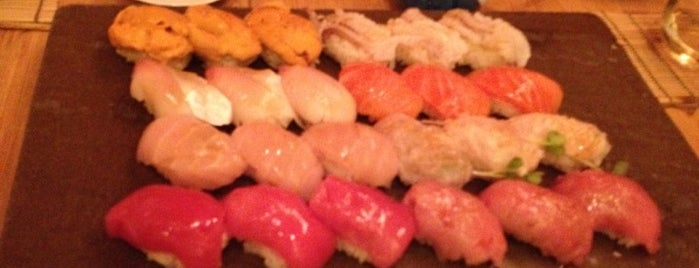 Sushi Yasuda is one of NYC Restaurants: To Go Pt. 2.