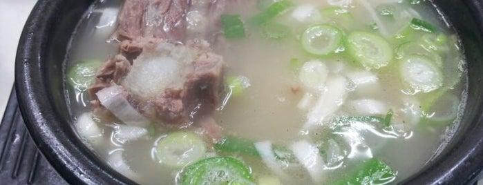 진주집 is one of 한국인이 사랑하는 오래된 한식당 100선.