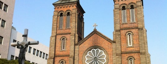 Kyesan Cathedral is one of Korean Early Modern Architectural Heritage.